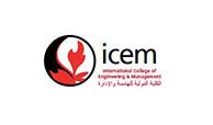 ICEM logo landscape