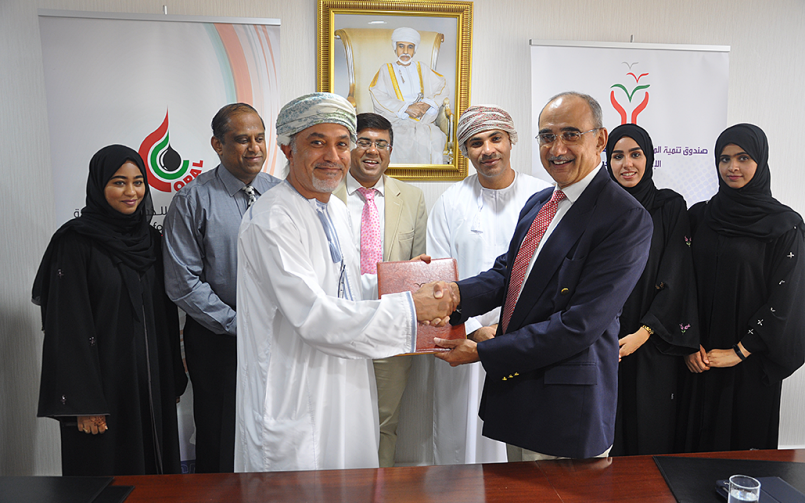Pact to support Omani entrepreneurship in Oil & Gas
