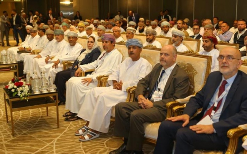 Undersecretary at Ministry of Oil & Gas inaugurates Opal conference