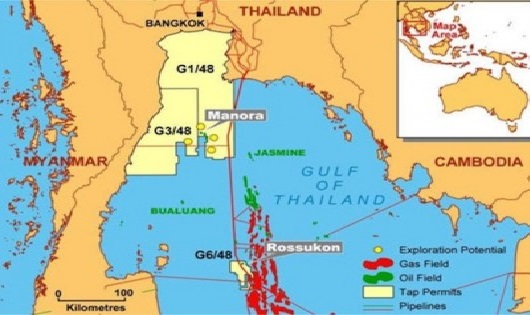 Mubadala in Thailand drilling success